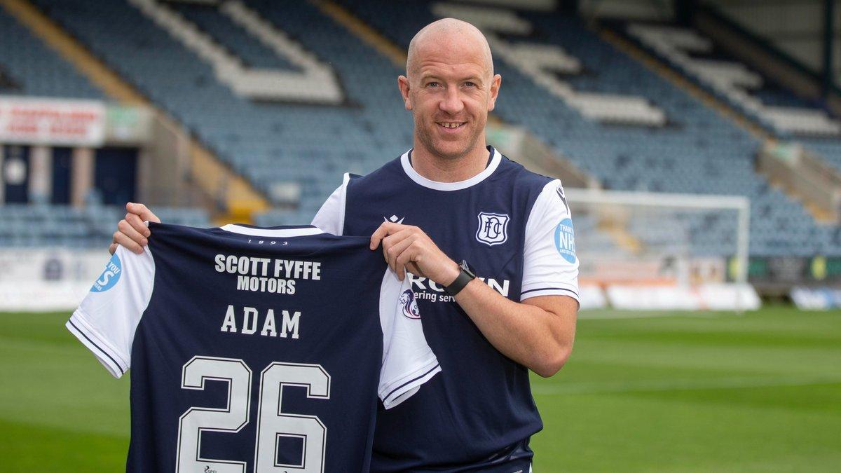 Данді Юнайтед підписав екс-гравця Ліверпуля Адама