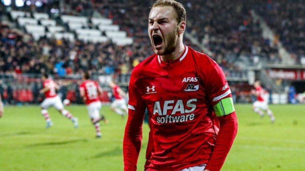 Динамо – АЗ: капитан голландцев рассказал о потерянной мечте после проигрыша киевлянам в Лиге чемпионов