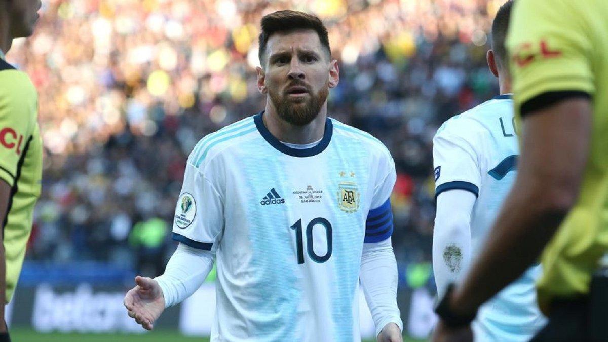 Барселона рискует потерять Месси на три стартовых тура Примеры – все из-за сборной Аргентины