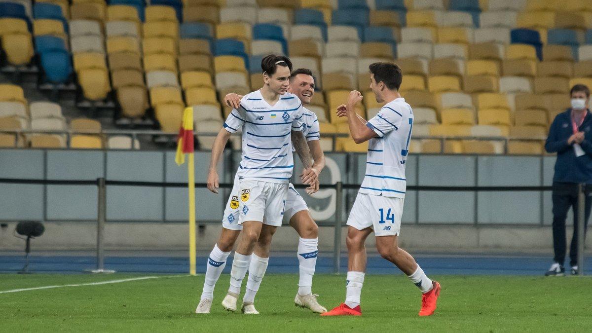 Динамо – АЗ: Шапаренко объяснил, благодаря чему киевляне одержали победу в матче Лиги чемпионов
