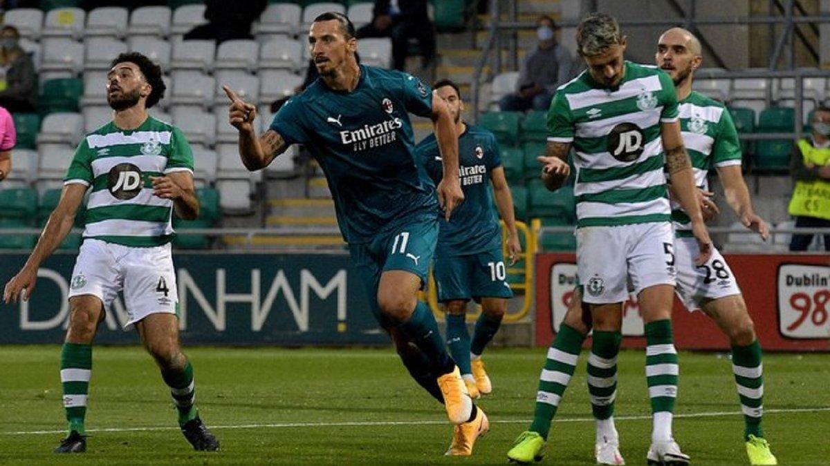 Лига Европы: Златан забил за Милан, украинцы феерят и вылетают, Тоттенхэм в шаге от позора – все результаты дня