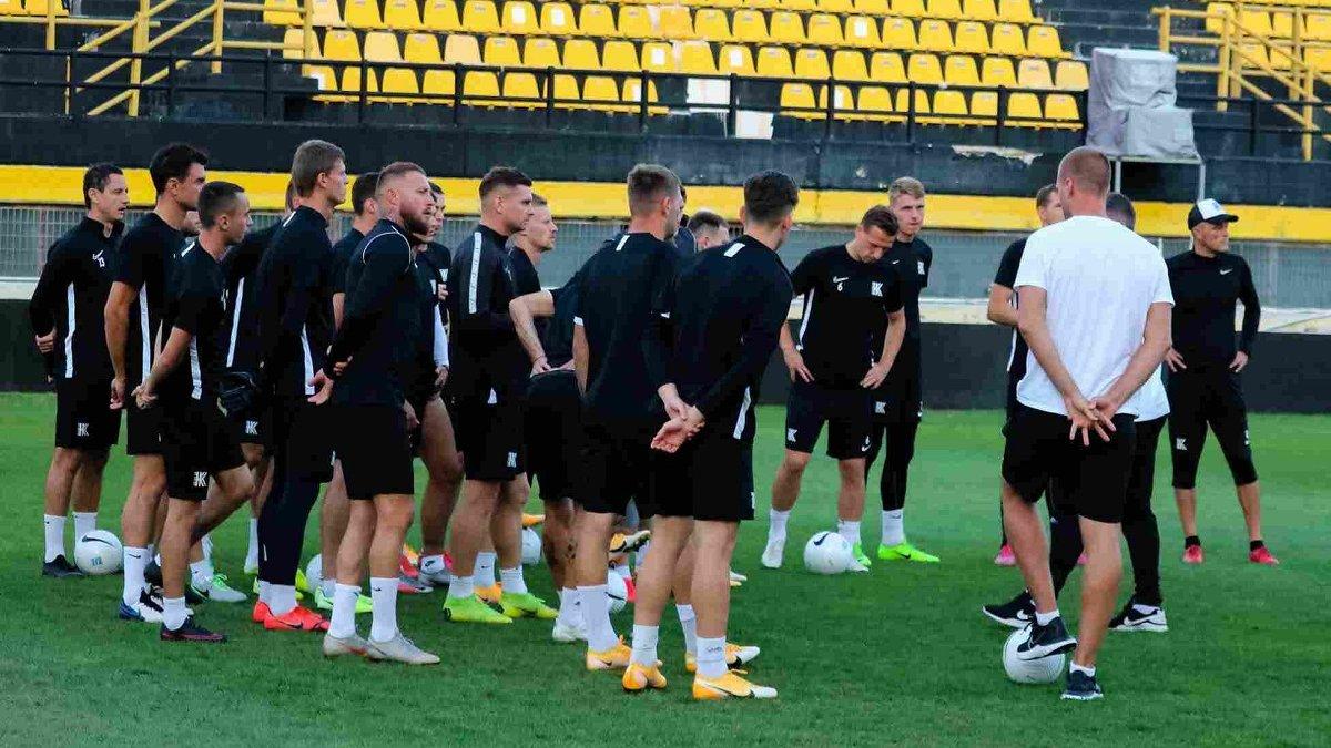 Фомин выделил главные факторы, которые помогут Колосу одолеть Арис в матче Лиги Европы
