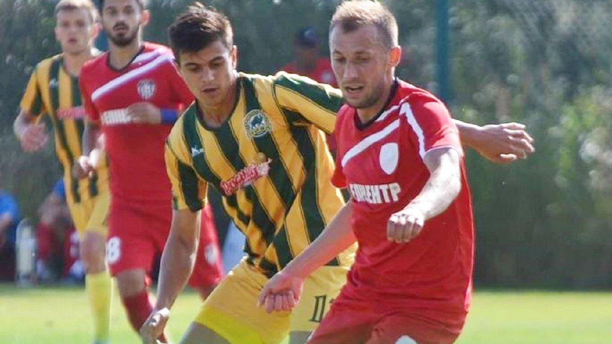 Кубок Украины: Нива Т опозорилась в матче с Эпицентром, Горняк-Спорт поиздевался над МФК Металлург