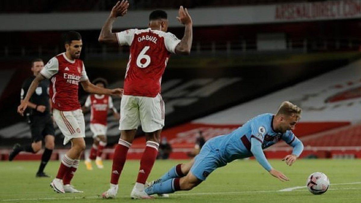 Арсенал – Вест Хэм – 2:1 – видео голов и обзор матча