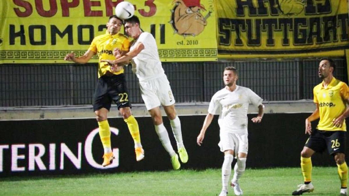 Колос в следующем раунде квалификации Лиги Европы сыграет с Риекой