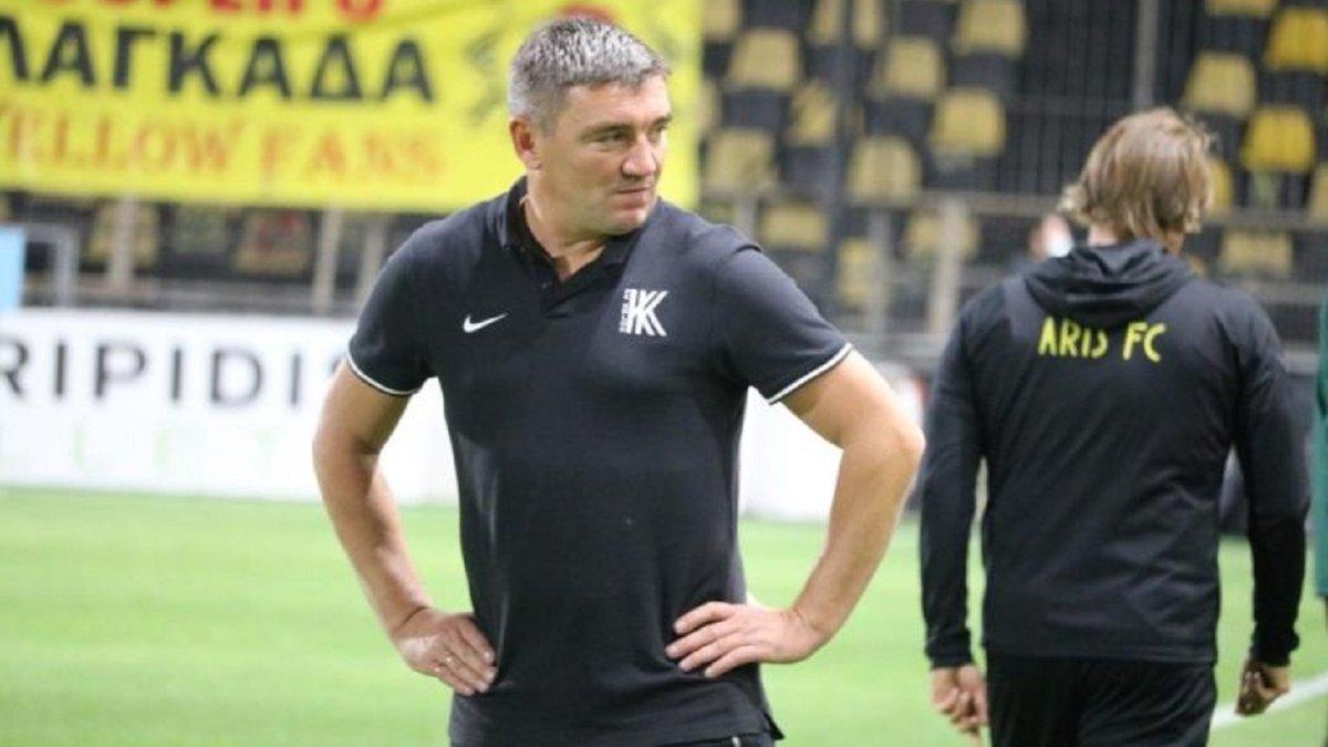 Костышин скромно прокомментировал исторический триумф Колоса в еврокубках