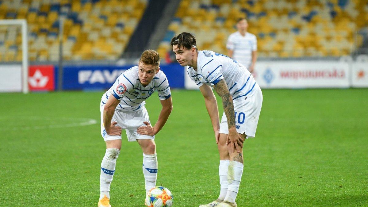 Динамо – Львов: 4 игрока поставили Луческу на грань провала – призрак Шахтера, Шапаренко делает 2 гола, а судья удивляет