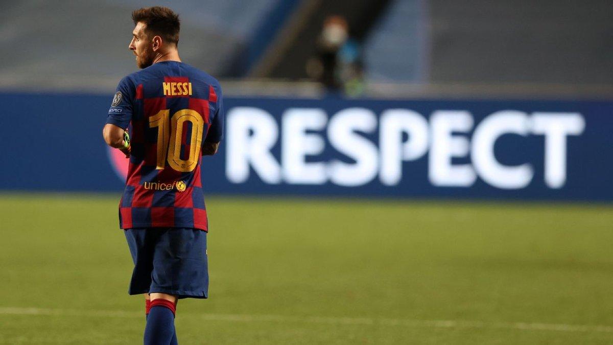Месси не чувствует себя частью коллектива в Барселоне – СМИ предоставили фотодоказательства