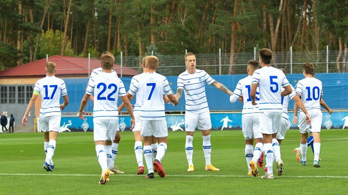 Луческу відправив двох гравців основного складу Динамо набирати форму в дублі – кияни продовжили вражаючу серію