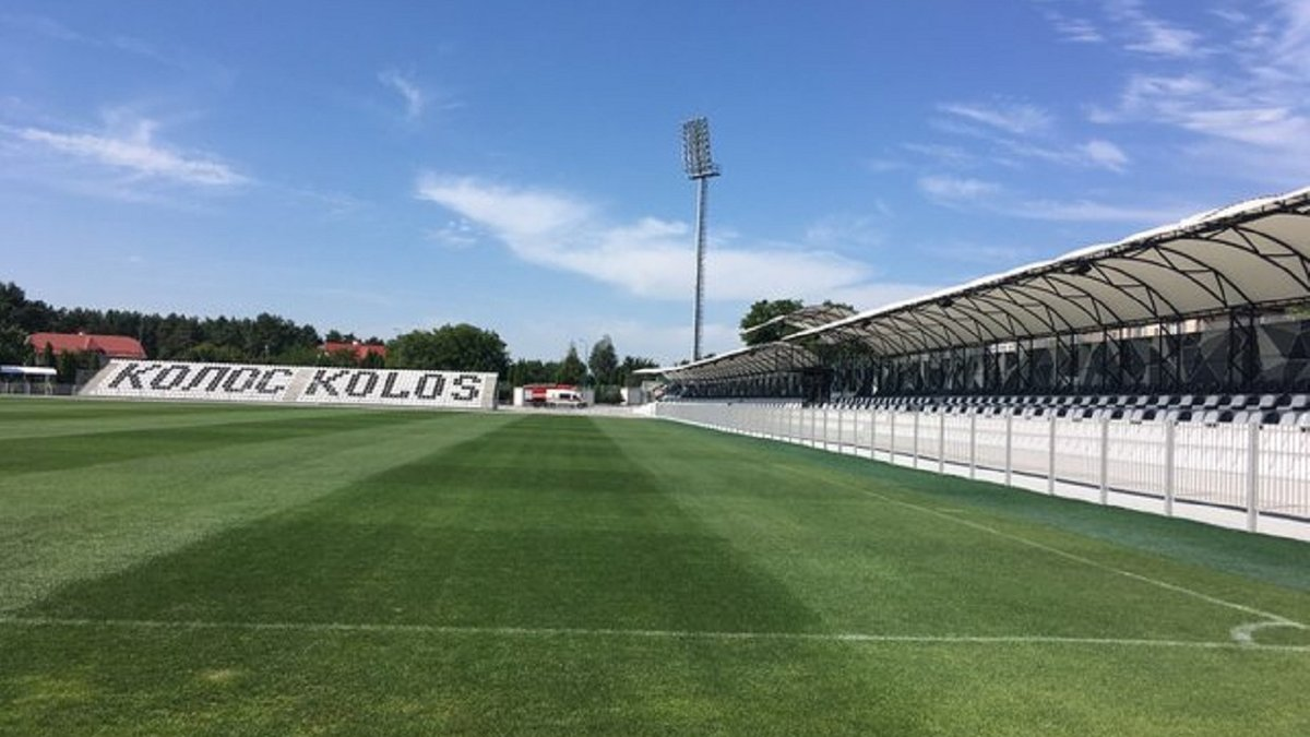 Молодежная сборная Украины сыграет матч отбора Евро-2021 на обновленном стадионе Колоса