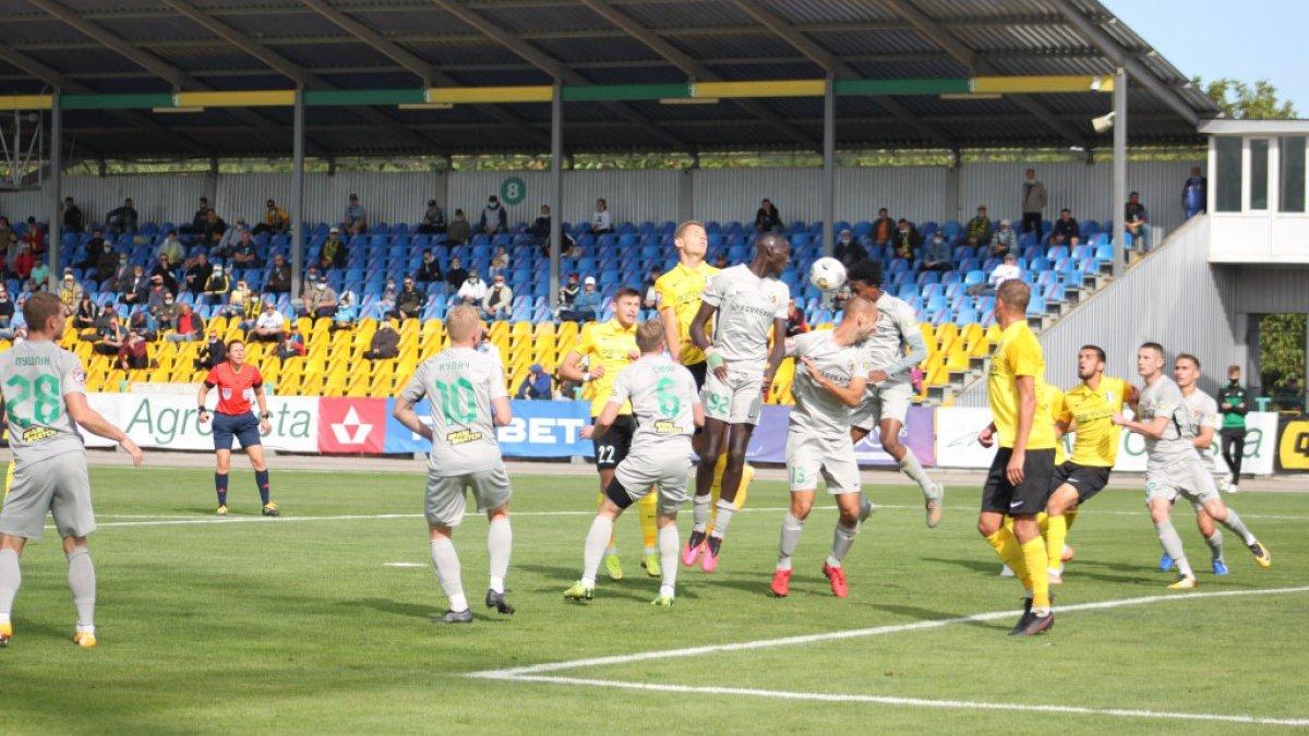 Олександрія – Ворскла – 0:2 – відео голів та огляд матчу