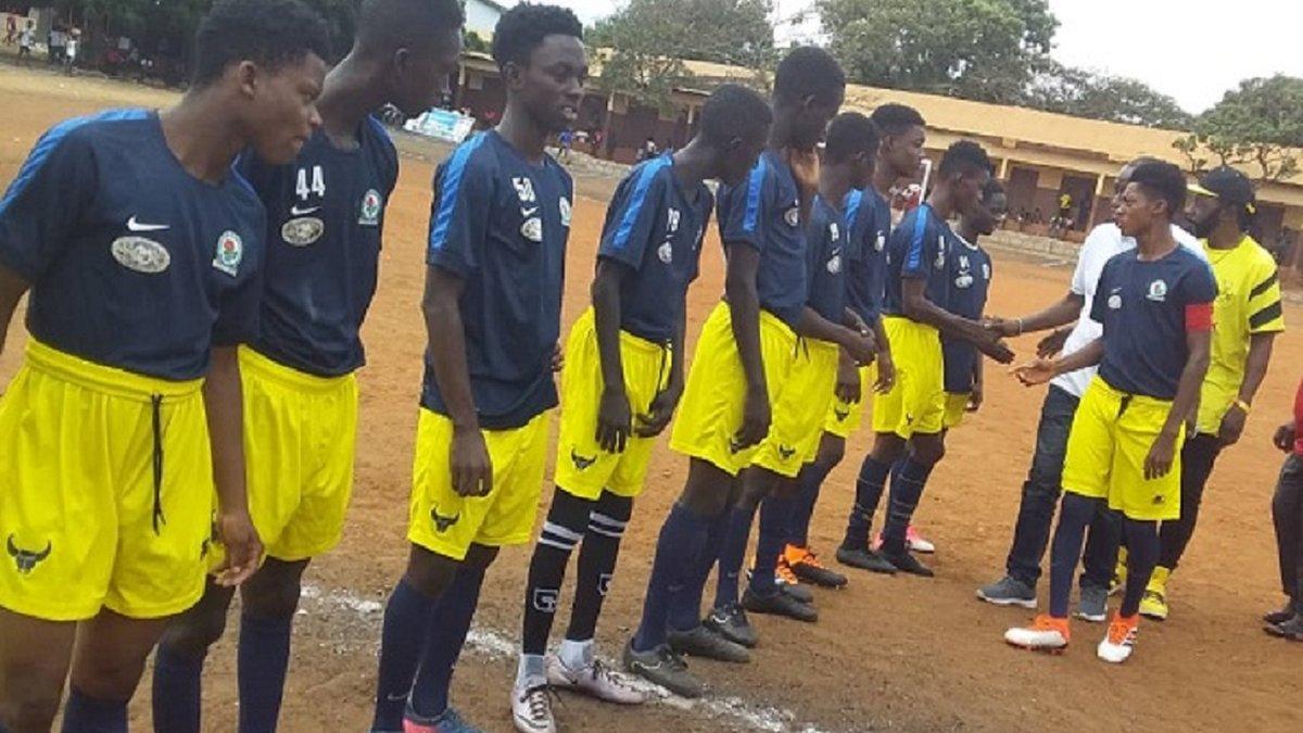 У Гані 8 футболістів загинули в моторошній автокатастрофі