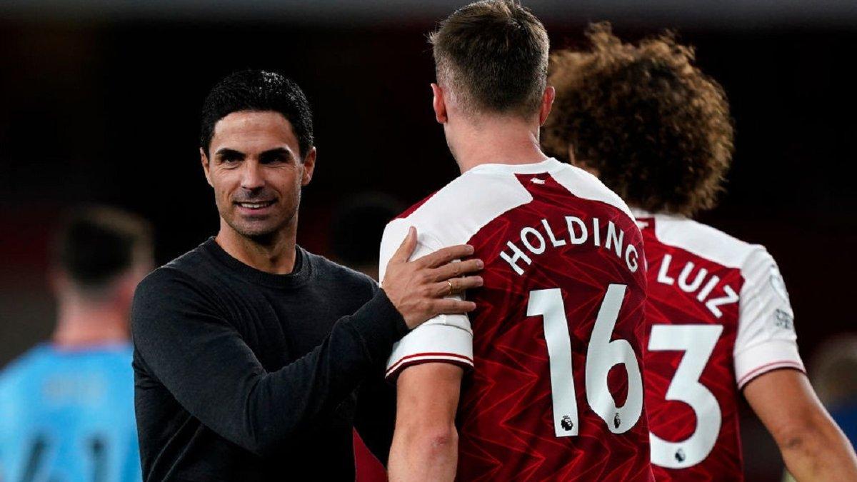 Артета имеет претензии к игрокам Арсенала, несмотря на победу над Вест Хэмом