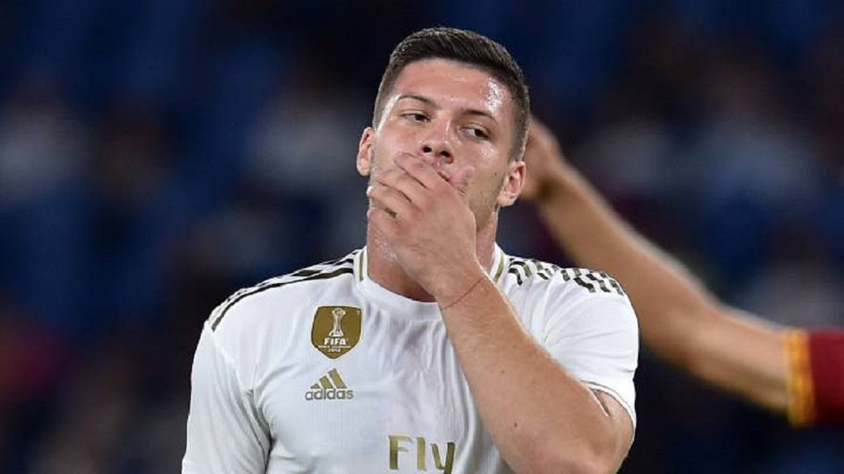 Зідан не впевнений у майбутньому Йовіча у Реалі