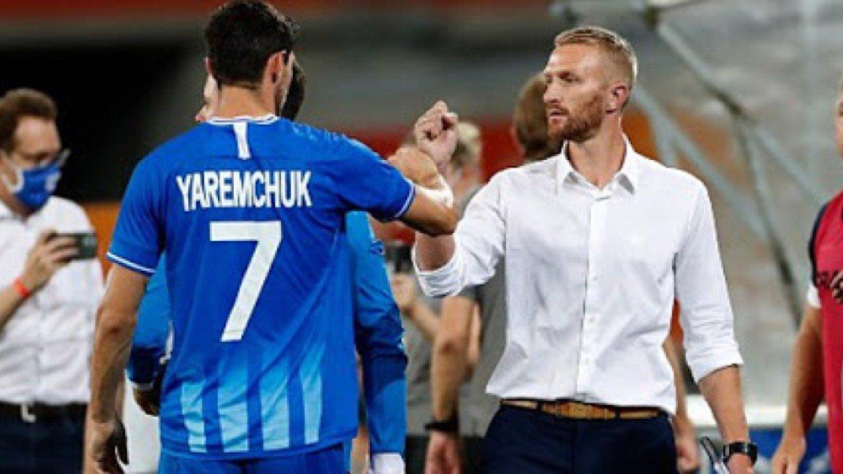 Гент – Динамо: Де Декер озвучил проблемы бельгийцев накануне поединка в Лиге чемпионов