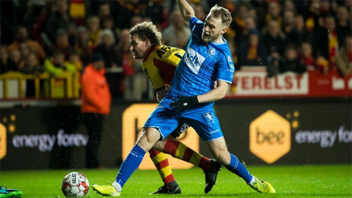 Безус ризикує пропустити матч Ліги чемпіонів проти Динамо – Гент має ще дві потенційні втрати