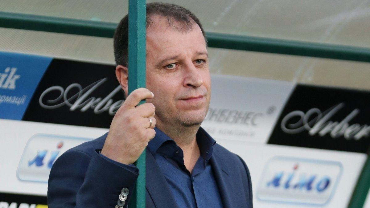 Зоря – Шахтар: Вернидуб відвідав матч УПЛ за участі своєї колишньої команди