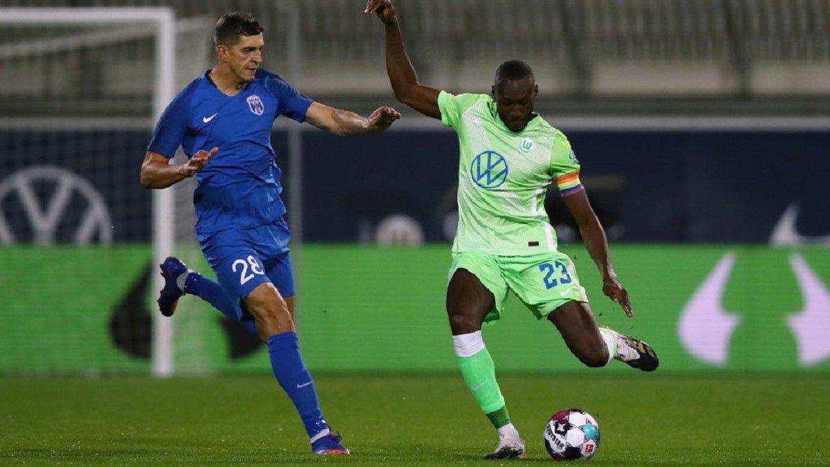 Вольфсбург – Десна – 2:0 – відео голів та огляд матчу