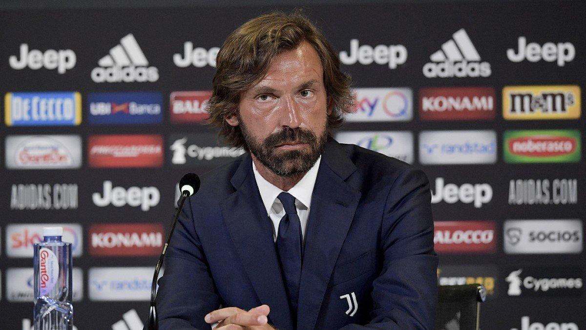 Пірло прокоментував дебютну перемогу в тренерській кар'єрі на чолі Ювентуса