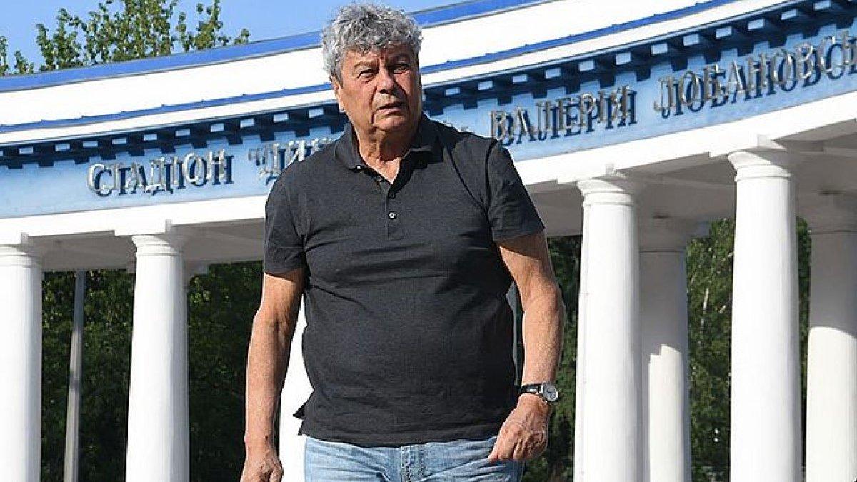 Если Луческу выведет Динамо в групповой этап Лиги чемпионов, то Суркис выкупит его скульптуру у Палкина, – Шевчук