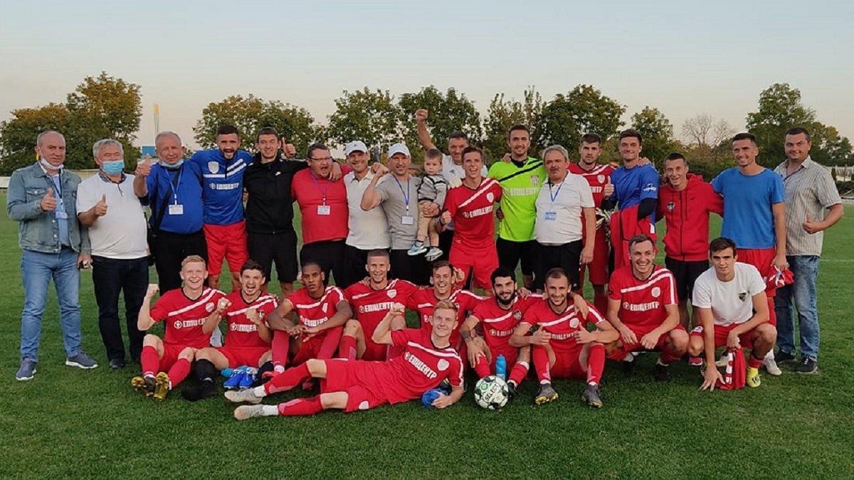 Вторая лига: Эпицентр в меньшинстве одолел Карпаты Галич, Таврия-Симферополь в конце матча вырвала победу у Балкан