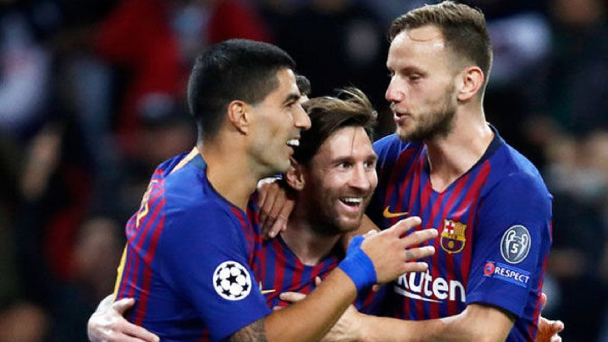 """""""Мы никогда не были близкими друзьями с Месси и Суаресом"""", – Ракитич признался, с кем дружил в Барселоне"""