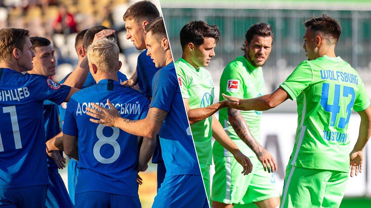 Вольфсбург – Десна: онлайн-трансляція дебютного матчу чернігівців у Лізі Європи – як це було