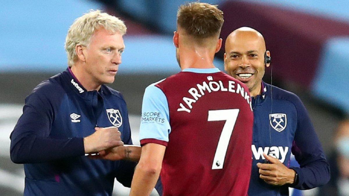 Вест Хэм – Халл Сити: Ярмоленко вышел в старте на матч Кубка английской лиги