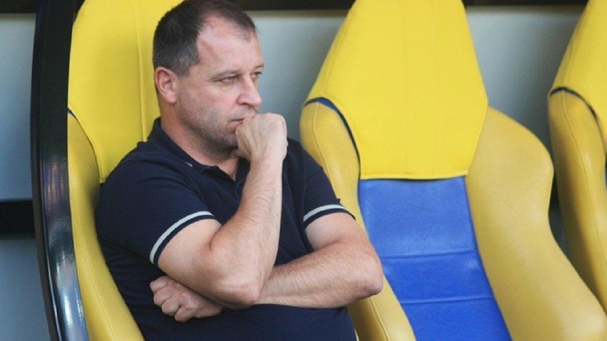 Вернидуб намекнул на возвращение к работе – тренер имеет несколько предложений