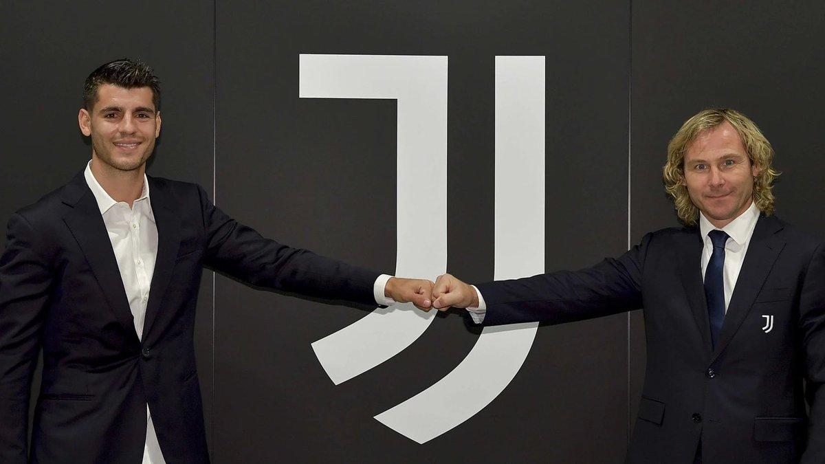 Ювентус офіційно оголосив про повернення Морати