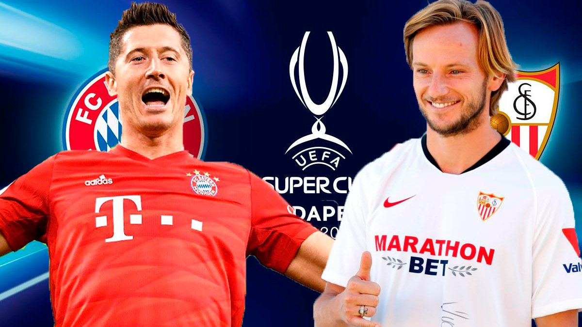 Баварія – Севілья: онлайн-трансляція матчу за Суперкубок УЄФА – як це було