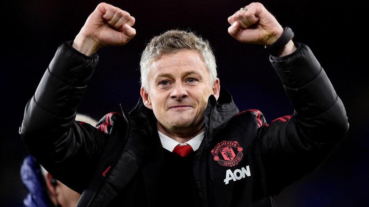 Сульшер превзошел достижение Фергюсона в Манчестер Юнайтед