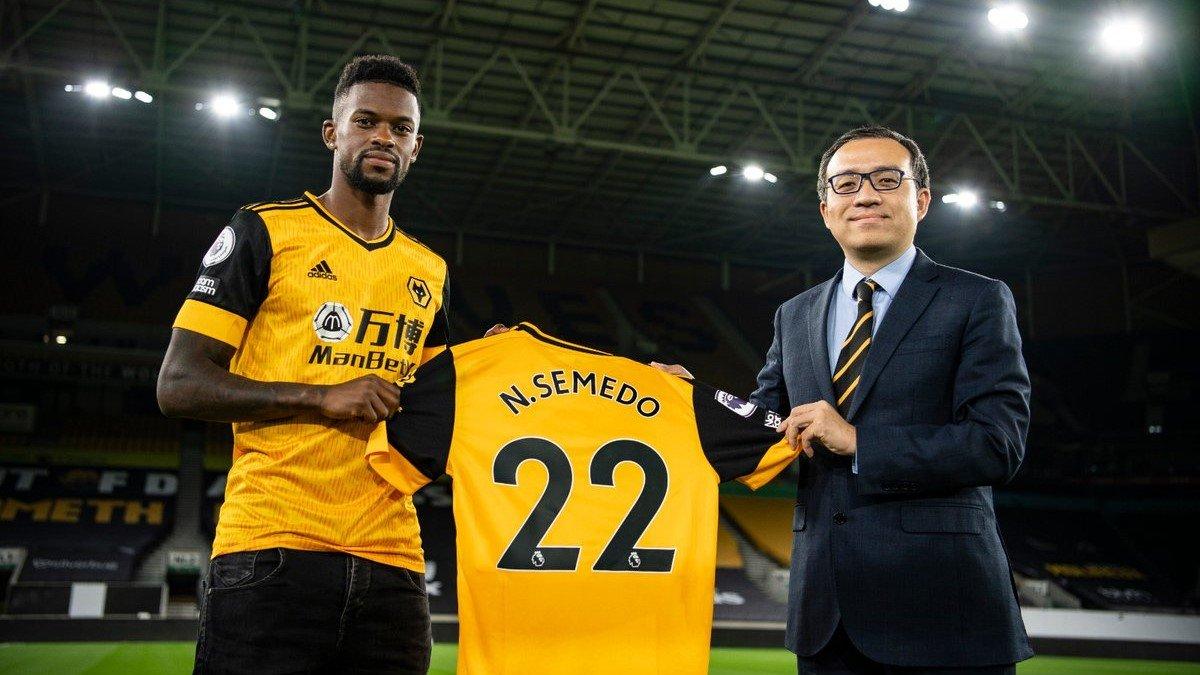 Барселона офіційно продала Семеду в Вулверхемптон