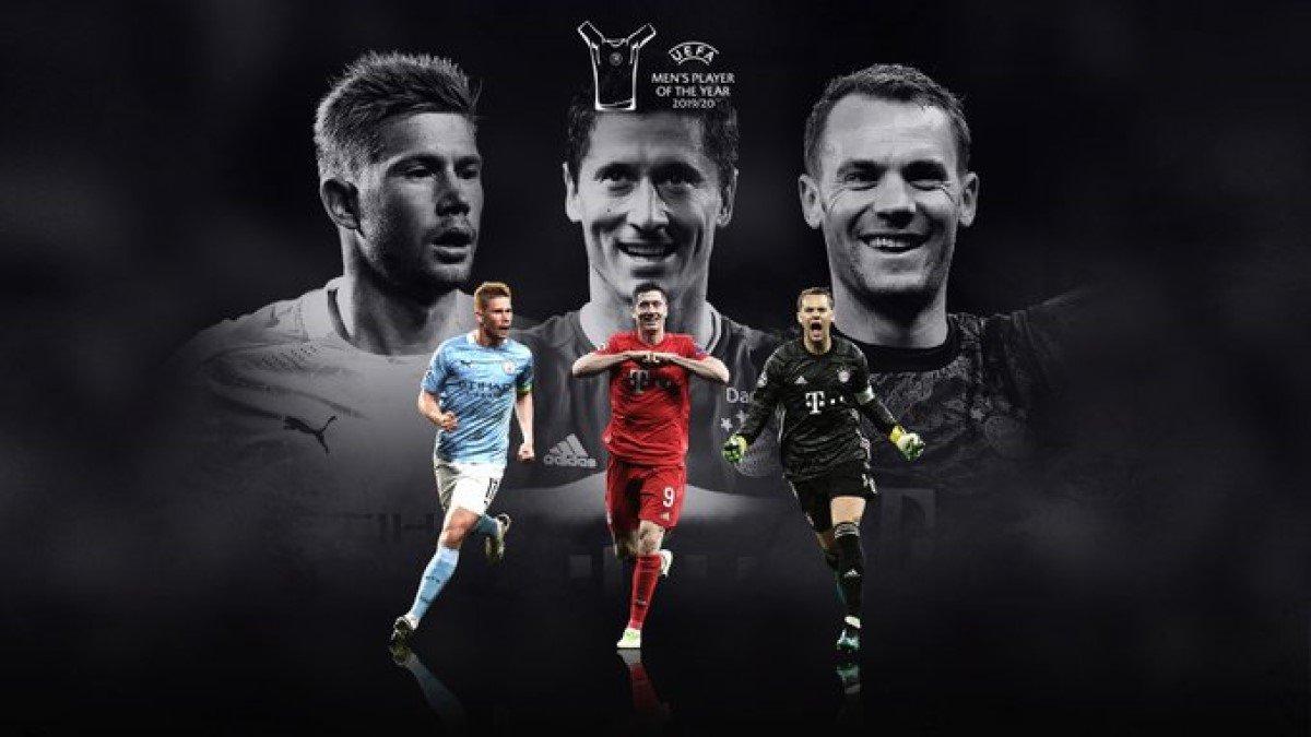 УЕФА определился с номинантами на награду лучшему игроку сезона – завершена впечатляющая серия Роналду и Месси
