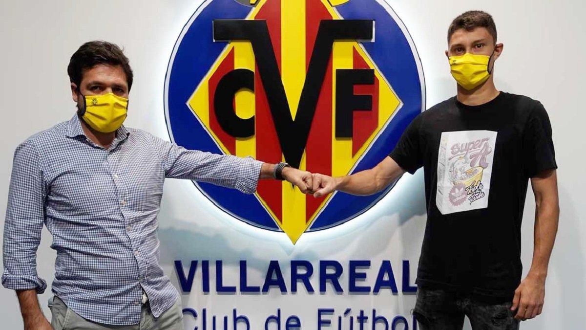 Вільяреал підписав захисника Барселони