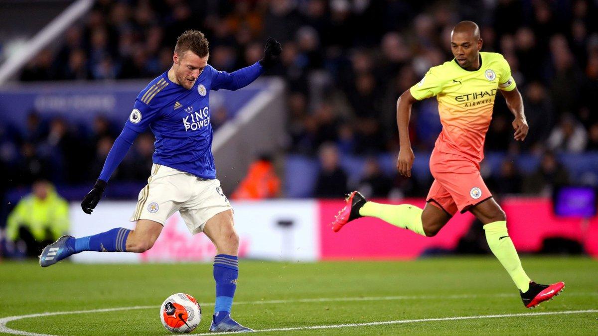 Манчестер Сити – Лестер: онлайн-трансляция матча АПЛ – как это было