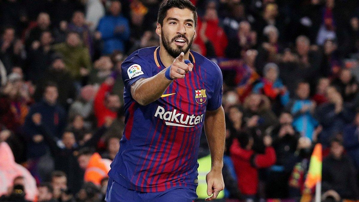 Барселона эпическим видео попрощалась с Суаресом