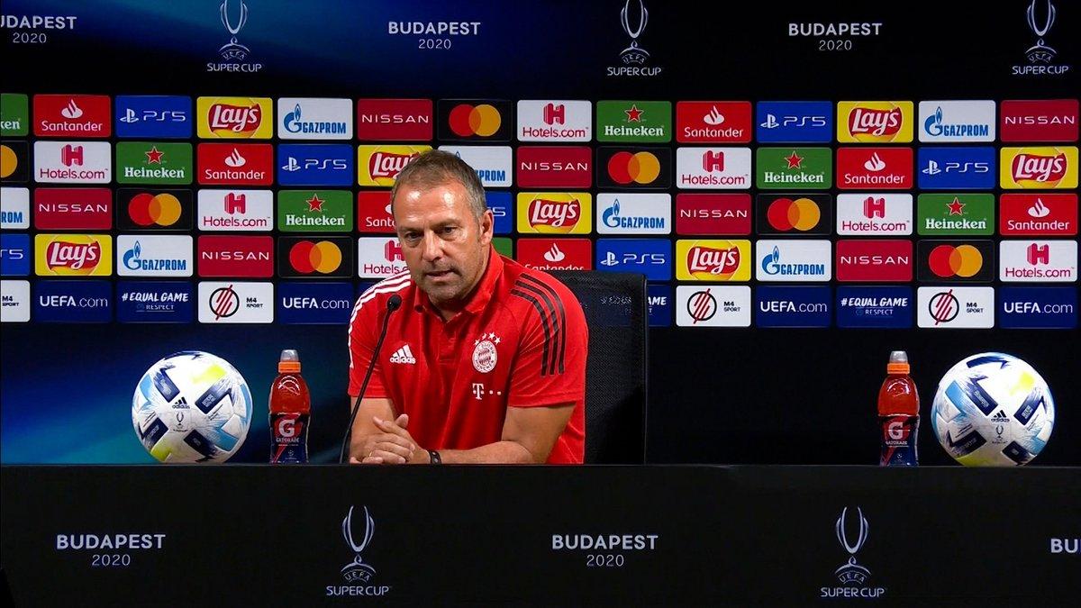 Бавария – Севилья: Флик объяснил, почему поединок за Суперкубок Европы – топ-матч