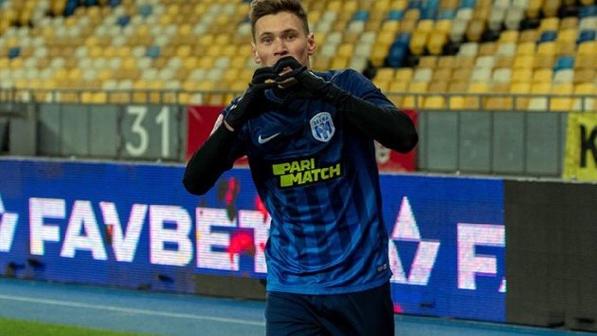 """""""Шкода, що сьогодні я не з вами"""": Філіппов підтримав Десну перед історичним матчем з Вольфсбургом"""
