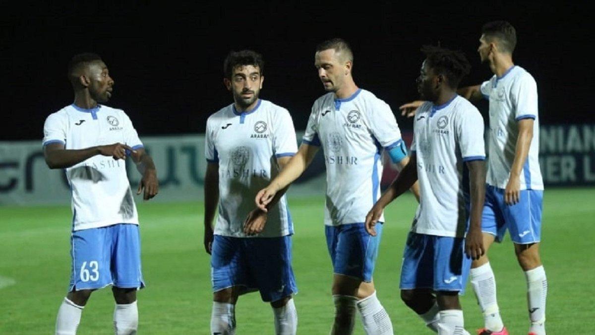 Вакуленко – о своих подвигах в Лиге Европы: Хочется получить приглашение в более статусный чемпионат