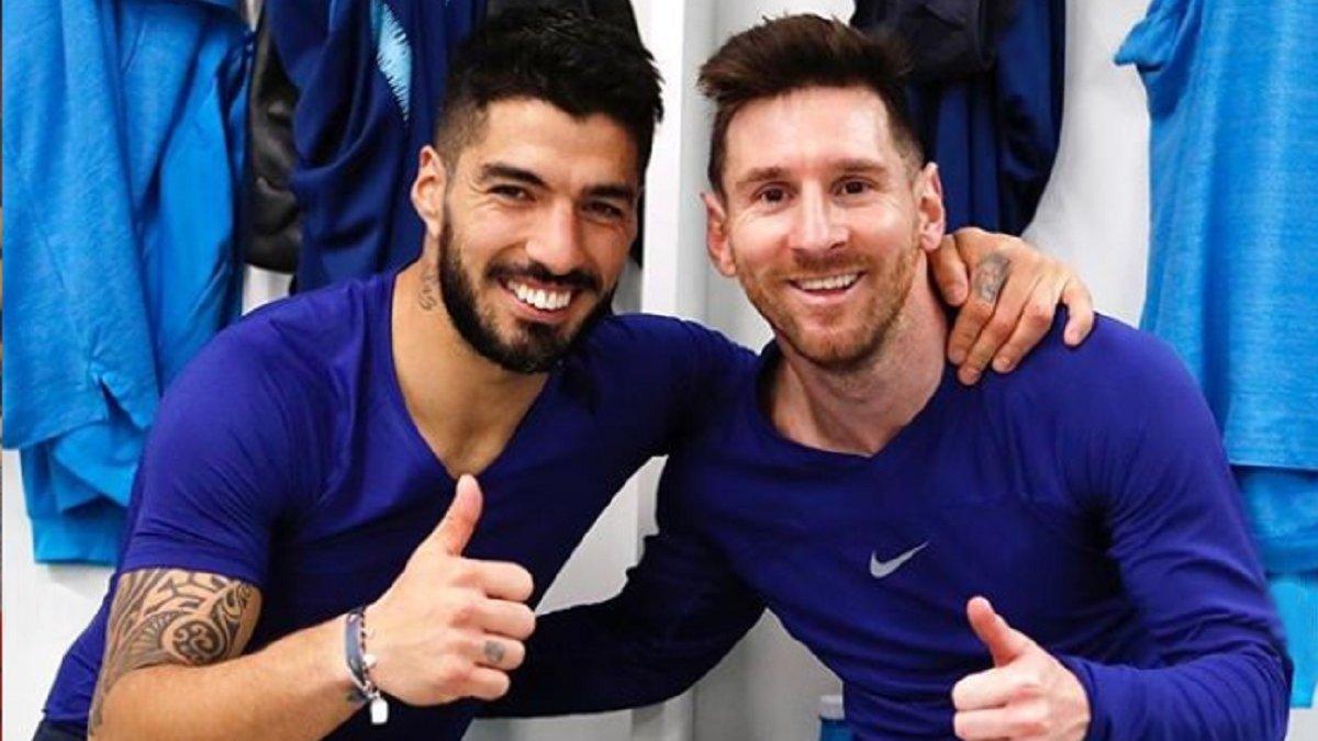 """""""Ти не заслужив такого вигнання, але мене вже нічого не дивує"""": Мессі попрощався з Суаресом – війна з Барселоною триває"""