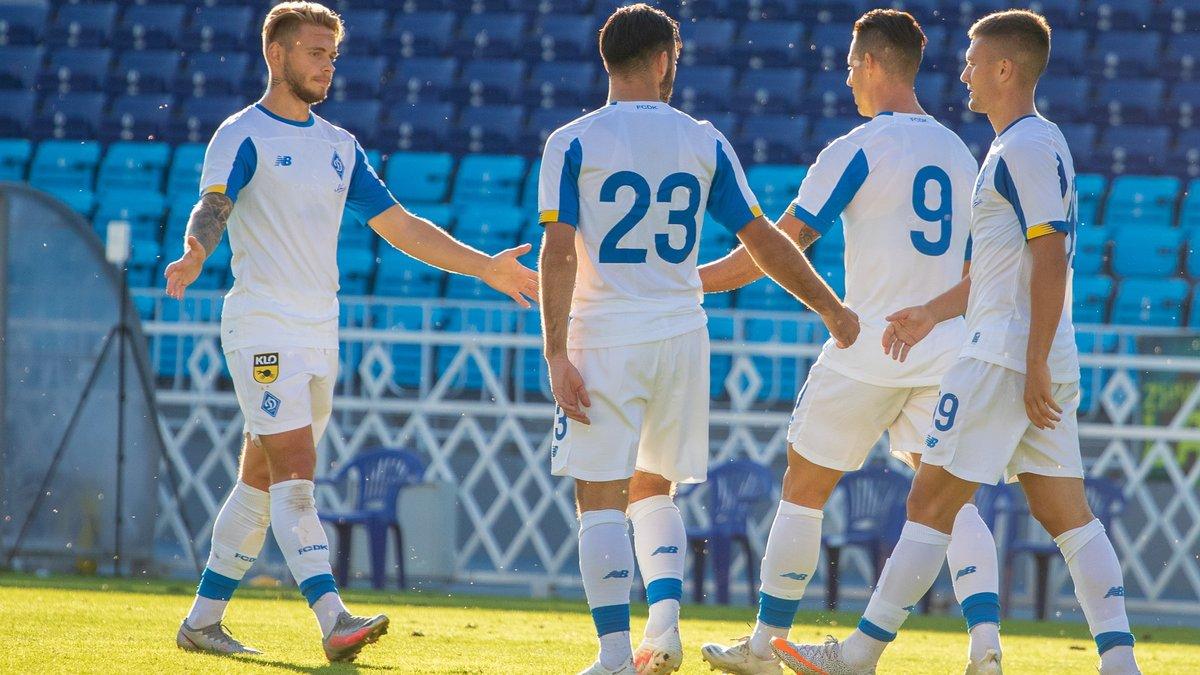 Динамо готово избавиться от еще двух игроков основы – неожиданный поворот и оригинальная игра с фанатами