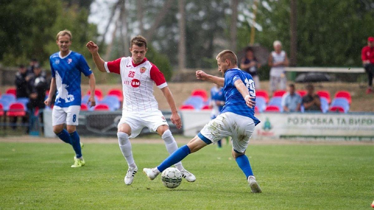Друга ліга: Таврія-Сімферополь принизила МФК Металург, Нива Вінниця втратила перемогу у двобої з Буковиною