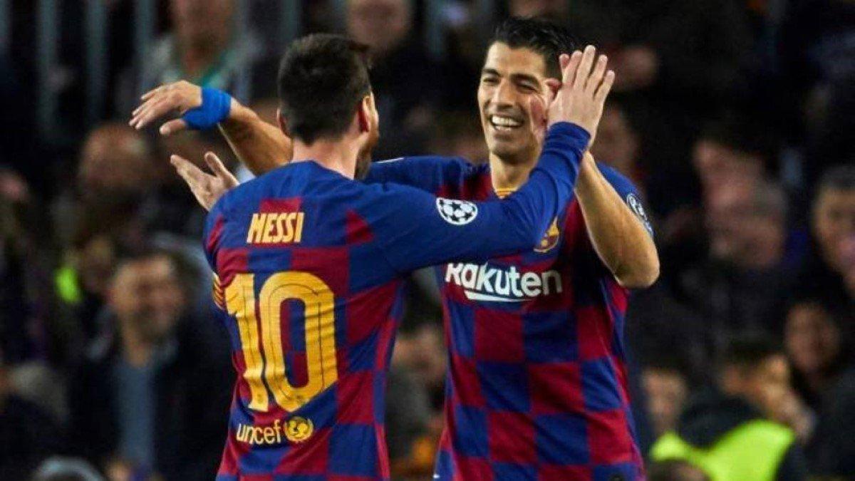 Куман висловився щодо прощальних слів Мессі на адресу Суареса – Ліонель не втратив нагоди принизити президента Барселони