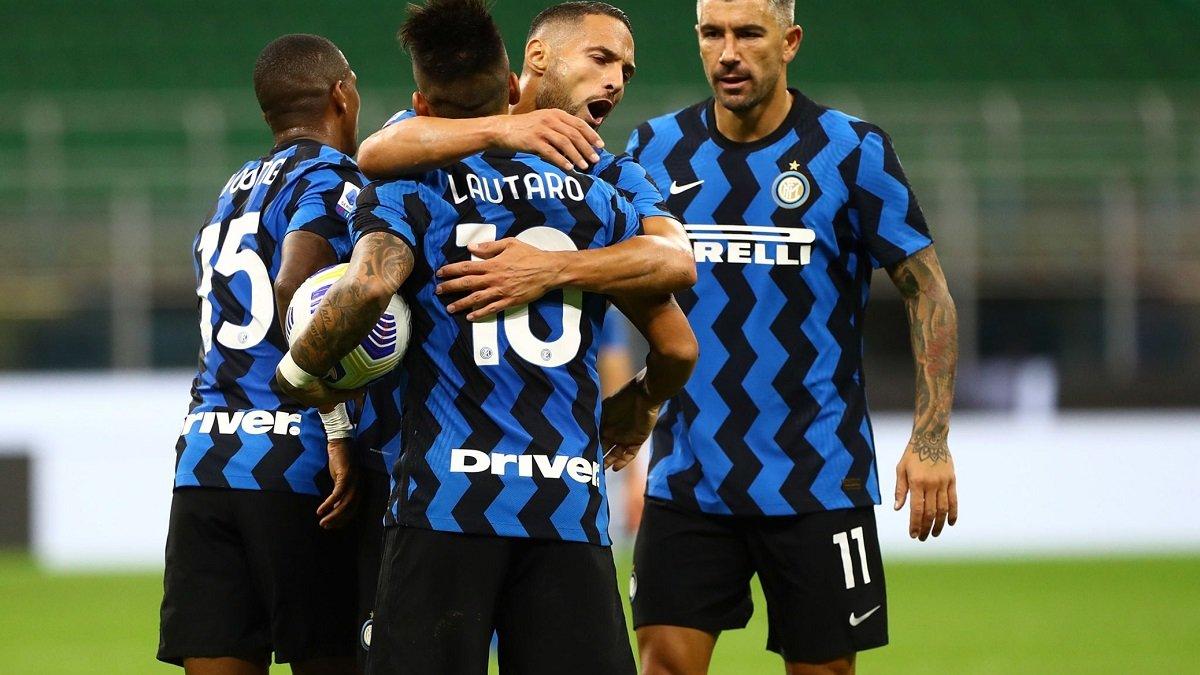 Интер на последних минутах вырвал победу у Фиорентины, Беневенто переиграл Сампдорию, Кальяри проиграл Лацио