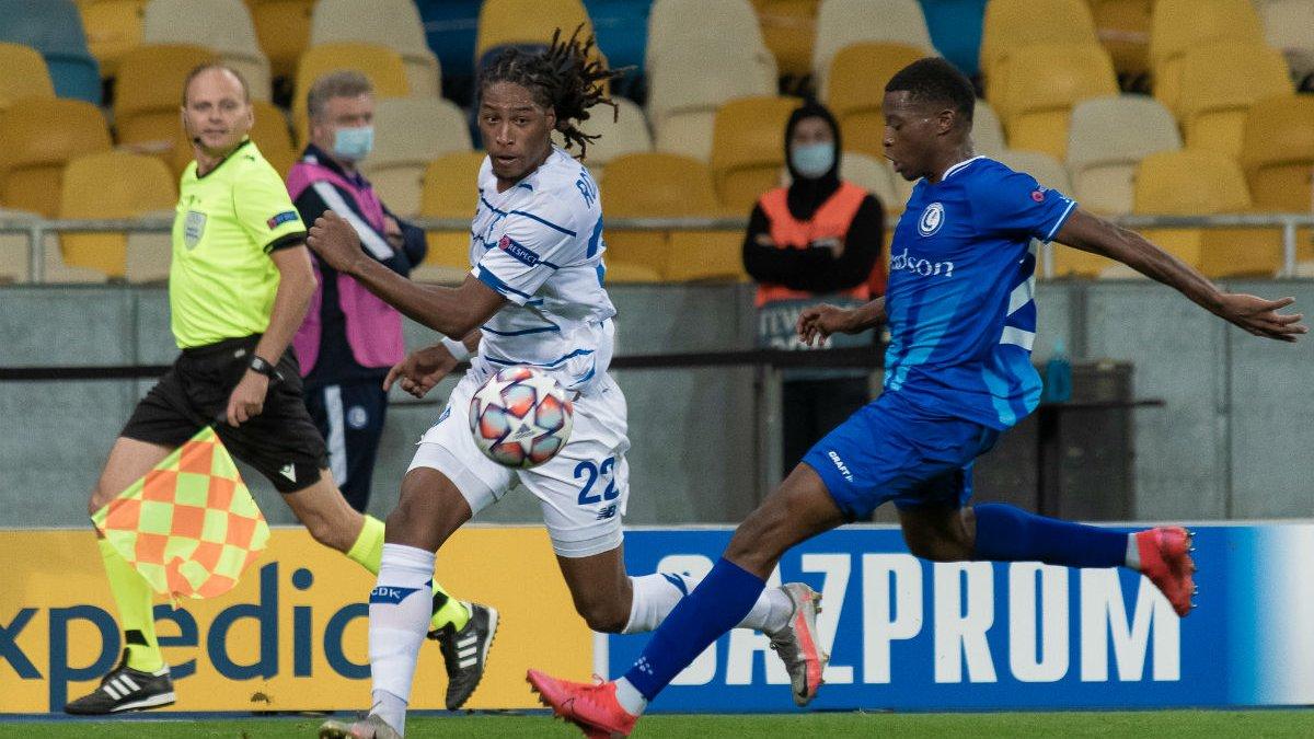 Динамо – Гент – 3:0 – відео голів та огляд матчу