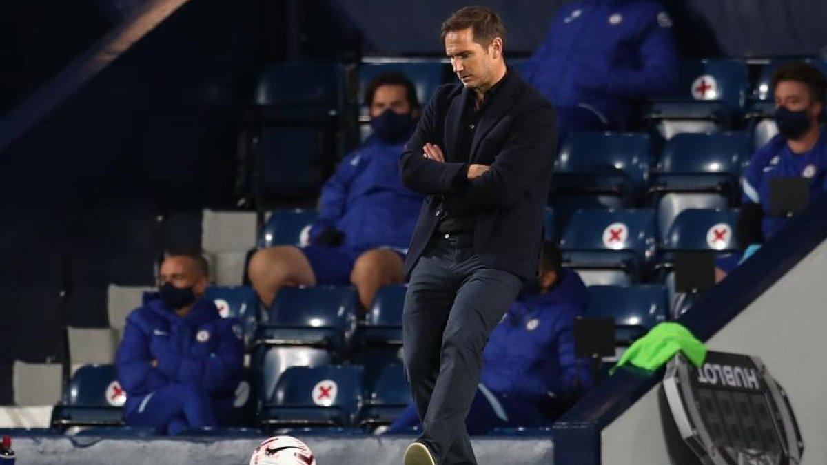 Лемпард знайшов позитив у жахливому матчі Челсі – лондонці пропустили три м'ячі до перерви