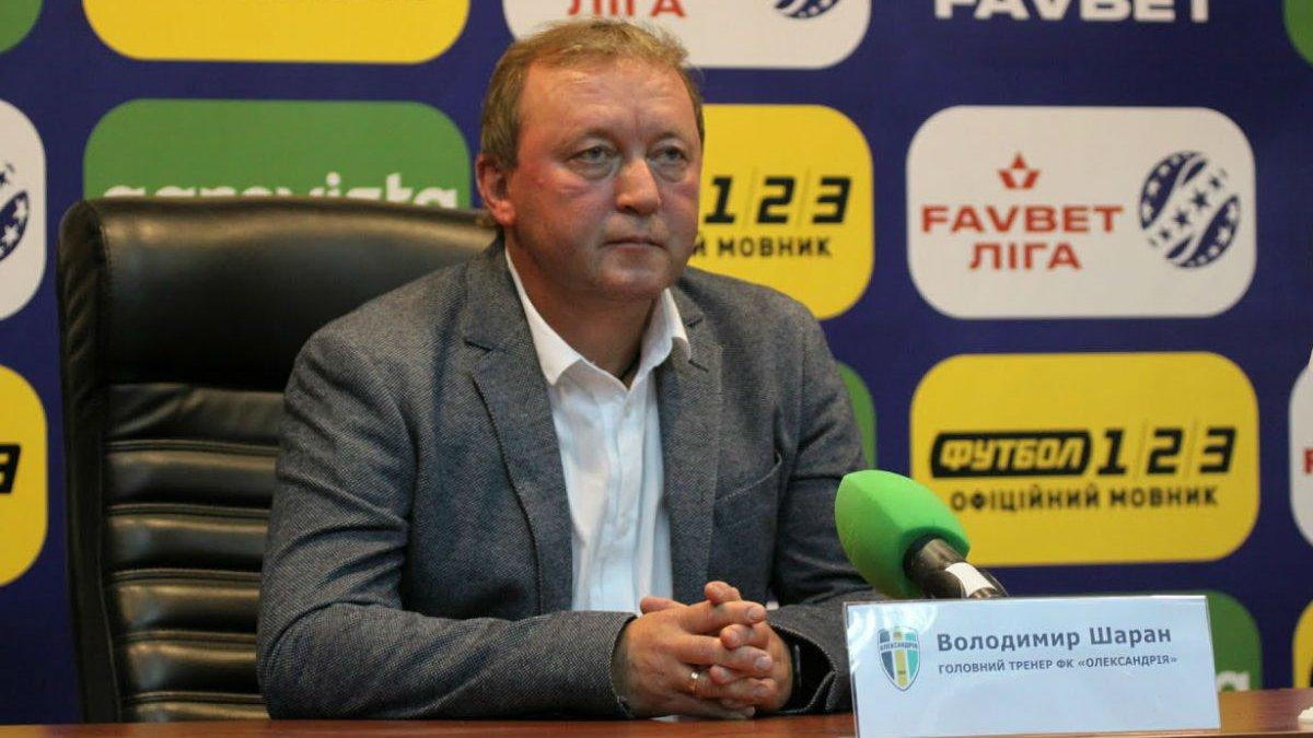 Шаран – про розгром СК Дніпро-1: Знаємо, скільки вклали в цю команду під час міжсезоння