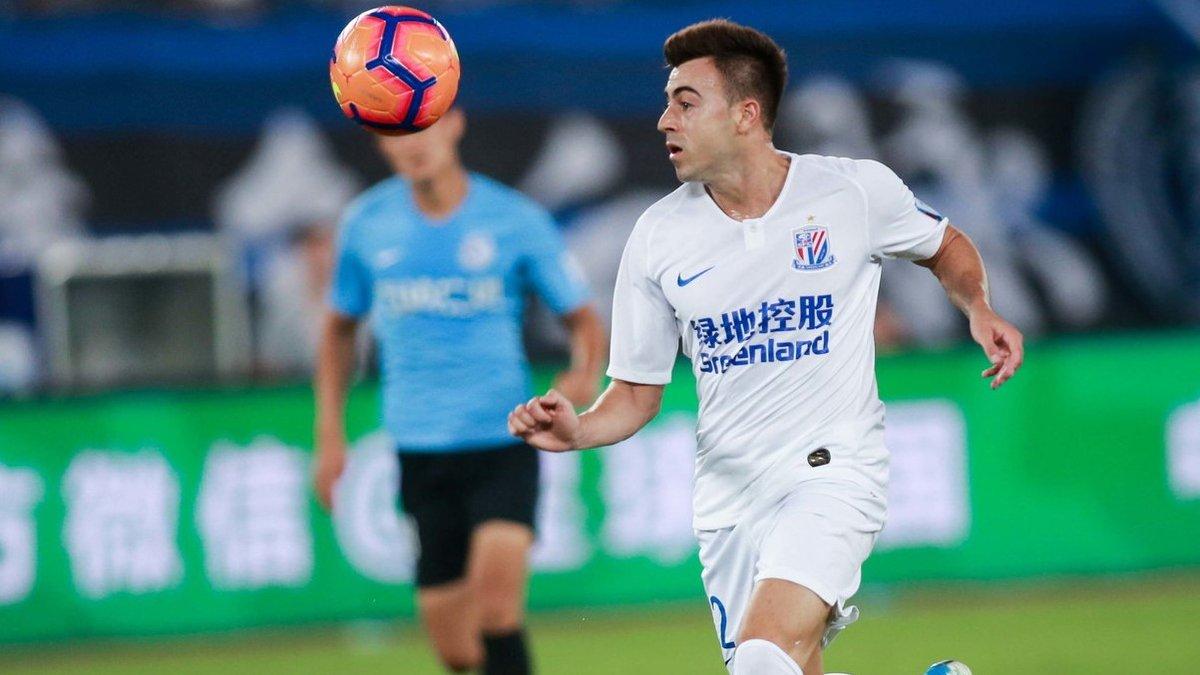 Ель-Шаараві може повернутись в Серію А – нападник продовжує шукати варіанти покинути Китай