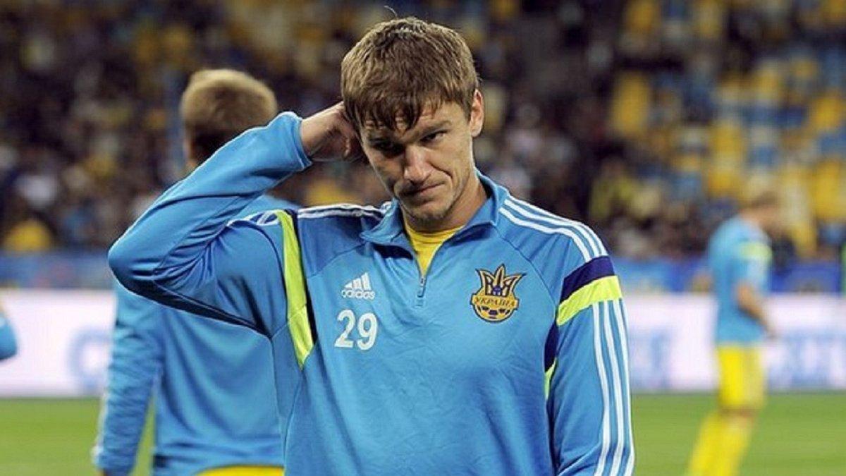 Гладкий ворвался в топ-10 бомбардиров чемпионата Украины в истории